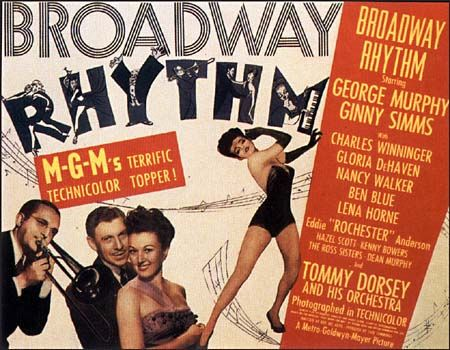 broadwayrythm1944 Roy Del Ruth   Broadway Rhythm (1944)