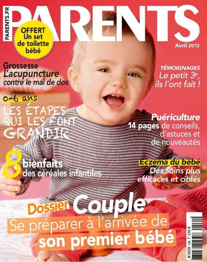Parents N°530 Avril 2013